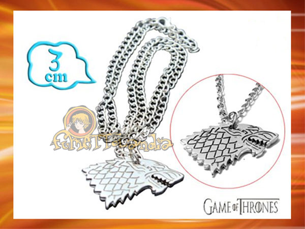 GAME OF THRONES ALLOY NECKLACE 34527