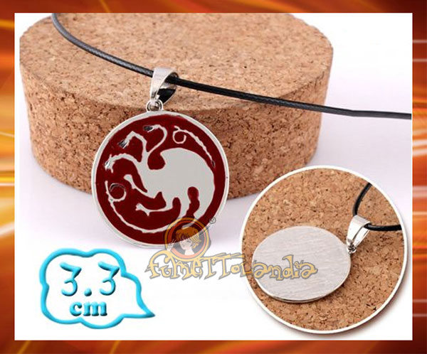 GAME OF THRONES NECKLACE 39712