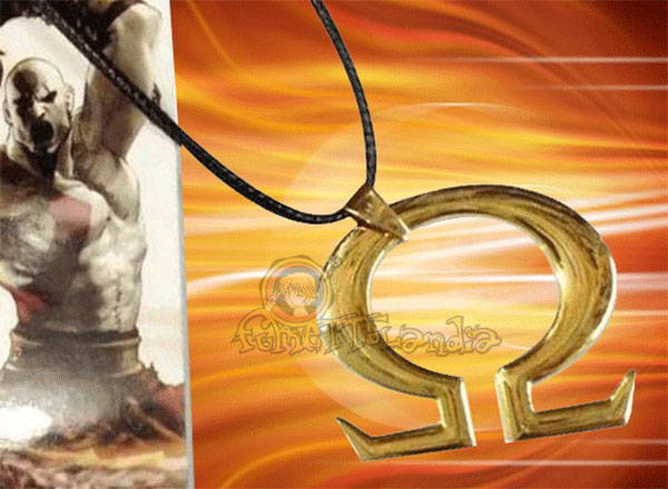 GOD OF WAR GAME ALLOY NECKLACE 62062
