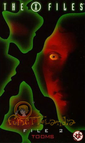VHS X-FILES FILE 2 (F2)